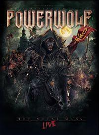Cover Powerwolf - The Metal Mass - Live [DVD]